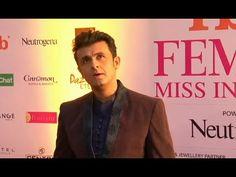 Sonu Nigam at Femina Miss India 2015 Grand Finale.