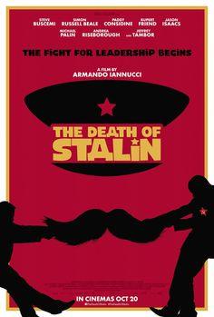 The Death of Stalin - movie trailer -> https://teaser-trailer.com/movie/the-death-of-stalin/ #TheDeathofStalin #TheDeathofStalinMovie #Stalin