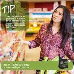 ¡En #StoreDepot te compartimos el #Tip de la semana!