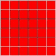 Cross Colours | Brain Game:  The object of the game is to convert all of the squares from red to green. The difficulty lies in the fact that more than one square changes colour. Not only does the clicked square change colour, but the ones above, below, left and right also change.