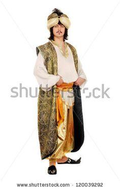 sultan costume aladdin - Google Search