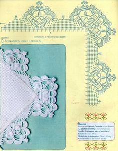 Victoria - Handmade Creations : Δαντέλες - Πανέμορφα σχέδια για διακόσμηση