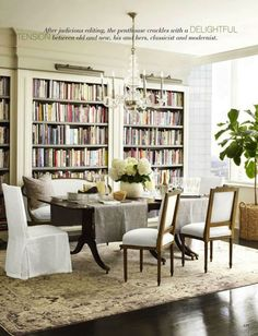 Eye For Design: How To Create Stylish Formal Dining Rooms......Yes They Are Back!