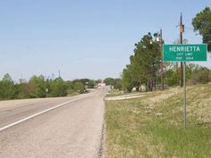 Henrietta Tx city limit