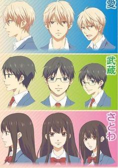 Kono Oto Tomare Saison 2 : tomare, saison, Tomare!, Ideas, Tomare,, Anime,, Manga