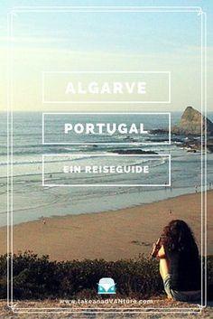 Algarve, Portugal. Eine Gegend, perfekt für eine leise Liebesgeschichte. Mit…