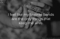 Is music a huge part of your life...??? #help #depression