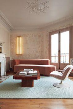 House tour: the chic Paris apartment of an Australian stylist and entrepreneur - Vogue Australia