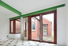 architecten de vylder vinck taillieu Scheeplos house