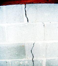 Unique How to Repair Basement Walls Crumbling