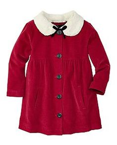 Lilla Claus Coat by Hanna Andersson