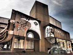Birmingham Central Library (R.I.P) UK, 2010