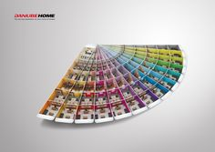 Danube Home: Color Palette Campaign