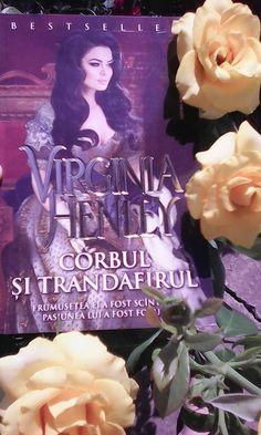 Corbul și trandafirul de Virginia Henley-Editura Miron/cea mai bună carte de până acum a acestei autoare!
