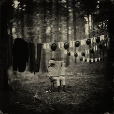 "Story Telling ""Laundry day..."" 