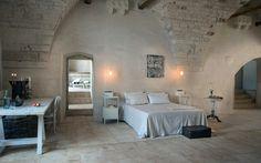 Masseria Le Carrube in Ostuni, Italy is the perfect romantic fall destination