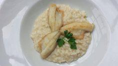 Risotto con pesce persico www.hotel-posta.it