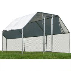 Pet Chickens, Chickens Backyard, Poultry Cage, Chickens In The Winter, Goat House, Barn Kits, Raising Rabbits, Portable Chicken Coop, Shed Homes