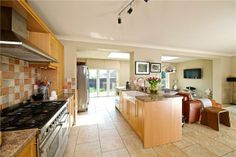 4 bedroom detached house for sale in Home Close, Greens Norton £475 k - good village spacious, garden not too big
