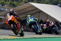#MotoGP season so far - @bradleysmith38 // Top result: 13th // Championship position: 21st  Repost by @motogp