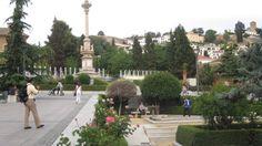 Jardines del Triunfo #Granada