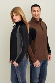 Promotional Products Ideas That Work: Ladies' bonded fleece jacket. Get yours at www.luscangroup.com