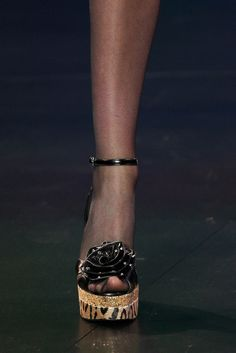 Saint Laurent - Spring 2015 Ready-to-Wear