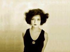 Clara Bow at sixteen years old, 1921.