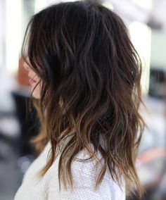 Splendid Medium+Brown+Shag+With+Subtle+Highlights  The post  Medium+Brown+Shag+With+Subtle+Highlights…  appeared first on  Hairstyles .