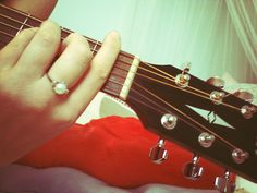 Guitars is an escape from life