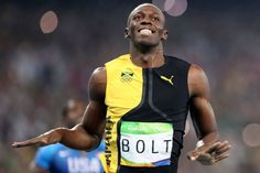 Usain Bolt's five steps to greatness -   .