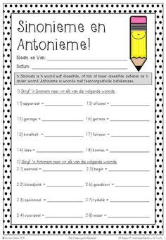 Afrikaans Language, Good Study Habits, Afrikaans Quotes, Reading Comprehension Worksheets, Educational Activities, Kids Education, Kid Names, Success Quotes, Kids Learning