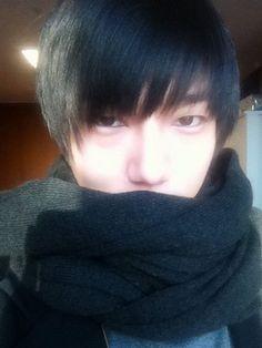 Super Junior's Yesung shows off a glowing photo #allkpop #SuperJunior #suju