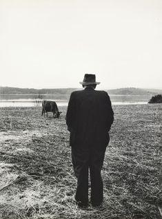 Robert Frank, Platte River, Tennessee, 1961