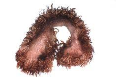 Felted Scarf Raw Wool Felt Scarf Winter by FeltedPleasure on Etsy