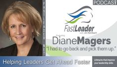 Listen to @DianeMagers helping people get over the hump on @FastLeaderShow http://goo.gl/UgAKqv #Leadership #CX