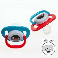 Pingu - Napp 2-pack 0-6 M Pingu - Babyshop.com