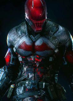 Red Hood - Arkham Knight.