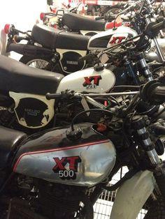 #yamaha #XT 500