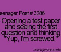 This happens to me all of the time