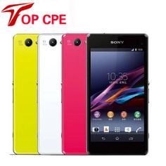 "Sony Xperia Z1 Compact Original Unlocked Z1 mini GSM 3G&4G Android Quad-Core 2GB RAM 4.3"" 20.7MP WIFI 16GB rom D5503 Smartphone (32720049724)  SEE MORE  #SuperDeals"