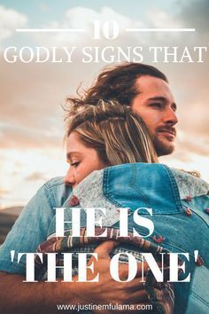 10 Godly Signs That He Is The One. Identify your future husband by looking for these character traits in your boyfriend. How to know that he is the one! quotes for boyfriend future husband How to know if he's the one God has for you - 10 Godly Signs Boyfriend Quotes Relationships, Funny Relationship Quotes, Healthy Relationships, Relationship Tips, Funny Quotes, Marriage Tips, Relationship Therapy, Funny Memes, Relationships Humor