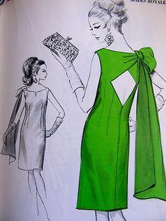 Vintage Modes Royal