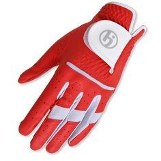 Check out our SPECIAL Red HJ Gripper Micro-Fiber Ladies Golf Gloves, also  in 17 Colors! Find the best golf gear and accessories at Lori's Golf Shoppe. Click through now to see this!