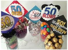 Image Result For 50th Birthday Gifts Women Ideas Men Diy