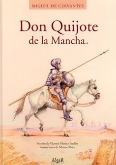 """Miguel de Cervantes' """"Don Quijote de la Mancha"""" is one of the all time that everyone should read. Don't you think there is a hidden Don Quijote in each one of us? I Love Books, Good Books, Books To Read, My Books, Stieg Larsson, Agatha Christie, Pretty Little Liars, Better Books, Famous Novels"""