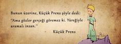 Küçük prens L Quotes, Best Quotes, More Than Words, Some Words, Mysterious Words, Nice Dream, Wonder Quotes, The Little Prince, Meaningful Words