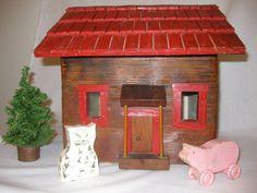 Folk Art Little House