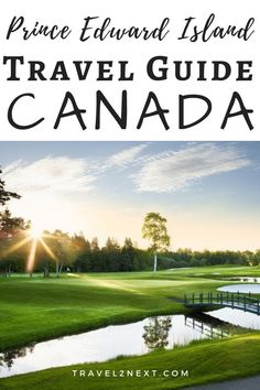 Prince Edward Island is one of Canada's four provinces in Atlantic Canada. Canada Canada, Canada Travel, Travel Pictures, Travel Photos, Travel Tips, Island Holidays, Canada Holiday, Vacation Trips, Vacations