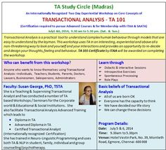 TA Study Circle TA 101 July 2014